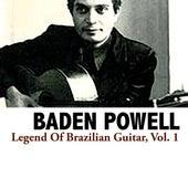 Legend Of Brazilian Guitar, Vol. 1 de Baden Powell