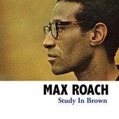 Study In Brown de Max Roach