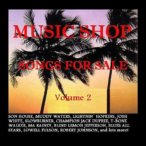 Music Shop - Songs For Sale Volume 2 by Various Artists