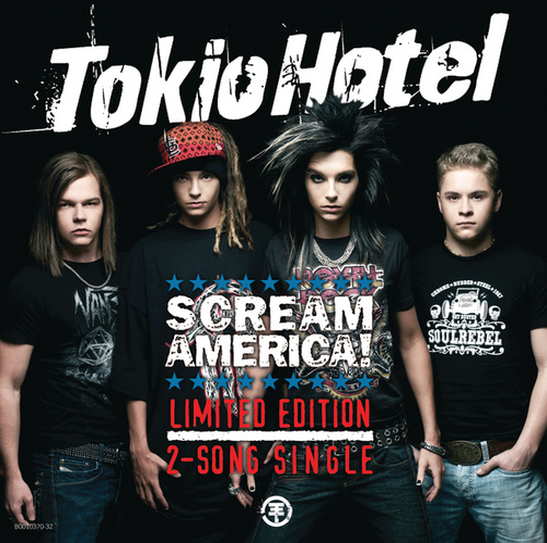 SCREAM AMERICA! by Tokio Hotel