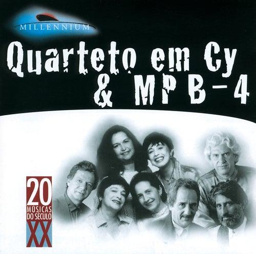 Quarteto Em Cy by Quarteto Em Cy