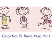 Great Kids TV Theme Music, Vol. 1 von Various Artists