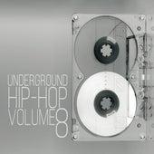 URBNET - Underground Hip-Hop Volume 8 von Various Artists