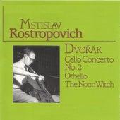 Dvořák - Cello Concerto No. 2 de Mstislav Rostropovich