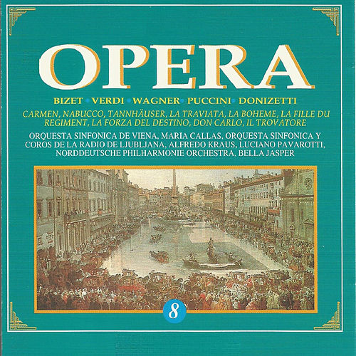 Opera - Vol. 8 by Various Artists