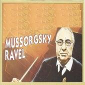 Mussorgsky - Ravel von Boston Symphony Orchestra