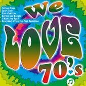 We Love 70's de Various Artists