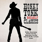 Honky Tonk & Rockabilly Classics de Various Artists
