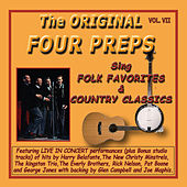 The Original Four Preps Sing Folk Favorites & Country Classics by The Four Preps