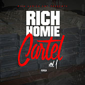 Rich Homie Cartel Vol 1 de Various Artists