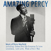 Amazing Percy de Percy Mayfield