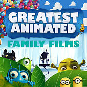 Greatest Animated Family Films van L'orchestra Cinematique