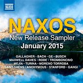 Naxos January 2015 New Release Sampler de Various Artists