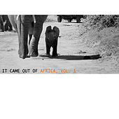 It Came Out Of Africa, Vol. 1 de Various Artists