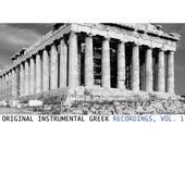 Original Instrumental Greek Recordings, Vol. 1 by Various Artists