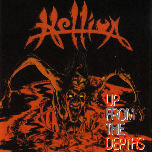 Up From The Depths by Hellion