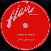 Hammond Organ by Chris Christian