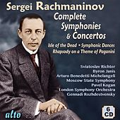 Rachmaninov: Complete Symphonies & Concertos de Various Artists