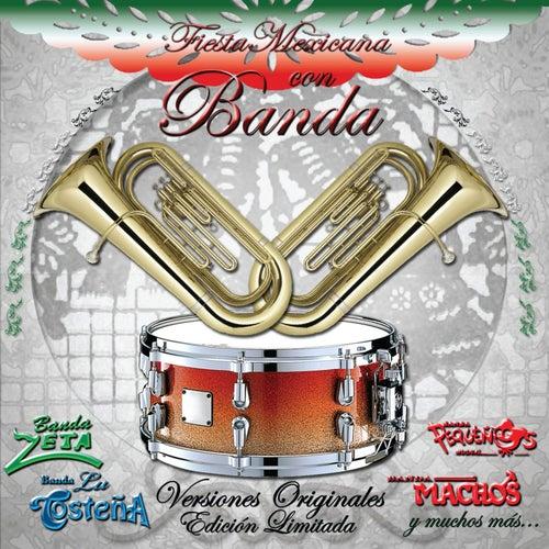 Fiesta Mexicana Con La Banda by Various Artists