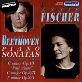 Beethoven: Complete Piano Sonatas, Vol. 2: Nos. 1, 3, and 8 by Annie Fischer