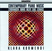 Stockhausen: Klavierstuck Ix / Cage: Sonatas and Interludes / Xenakis: Mists by Klara Kormendi