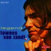 Legend CD1 von Townes Van Zandt