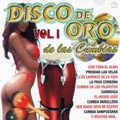Disco de Oro de las Cumbias, Vol. 1 by Various Artists
