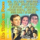 De Todo un Poco Con los Mejores von Various Artists