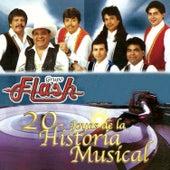 20 Joyas de la Historia Musical by Grupo Flash