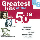 Greatest Hits of the 50's, Vol. 6 von Various Artists
