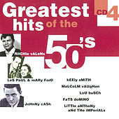 Greatest Hits of the 50's, Vol. 4 by Various Artists