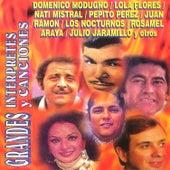 Grandes Intérpretes y Canciones by Various Artists