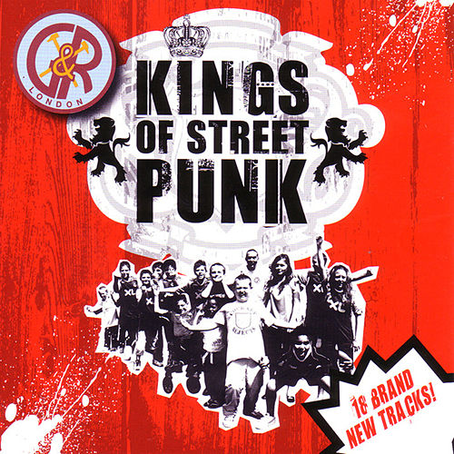 Kings Of Street Punk by Various Artists
