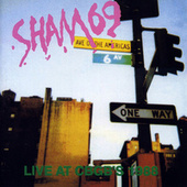 Live at CBGB's 1988 by Sham 69