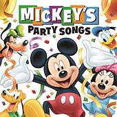 Mickey's Party Songs by Various Artists