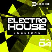 Electro House Sessions, Vol. 4 - EP von Various Artists
