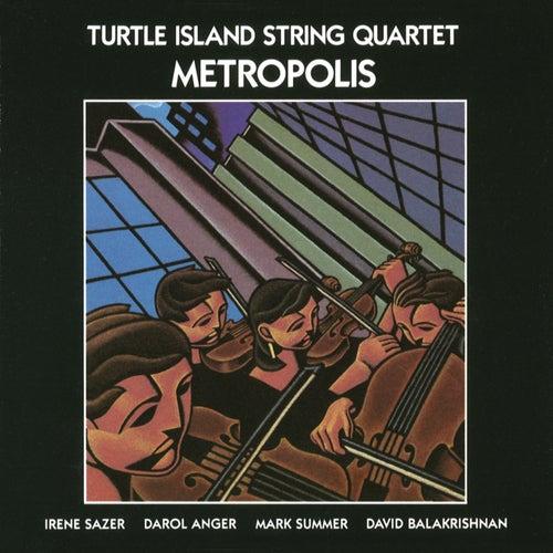 Metropolis by Turtle Island String Quartet
