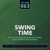 Swing Time - The Encyclopedia of Jazz, Vol. 63 de Various Artists