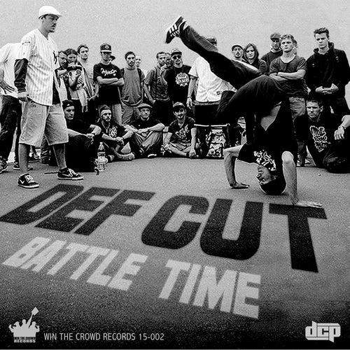 Battle Time von Def Cut