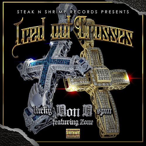 Iced Out Crosses by South Park Mexican