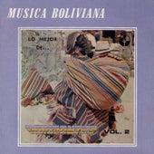 Lo Mejor de Horizontes, Vol. 2 (Música Boliviana) van Horizontes