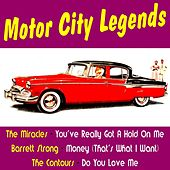 Motor City Legends by Various Artists