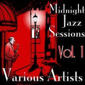 Midnight Jazz Sessions, Vol. 1 de Various Artists