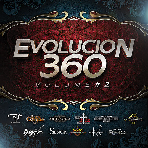 Evolución 360, Vol. 2 by Various Artists