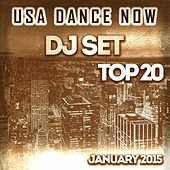 USA Dance Now DJ Set Top 20 January 2015 (Top Trance and Progressive House Essential for DJ) by Various Artists