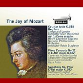 The Joy of Mozart by Various Artists