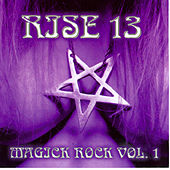 Rise 13 - Magick Rock Vol. 1 by Various Artists