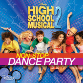 High School Musical 2: Non-Stop Dance Party de Cast - High School Musical