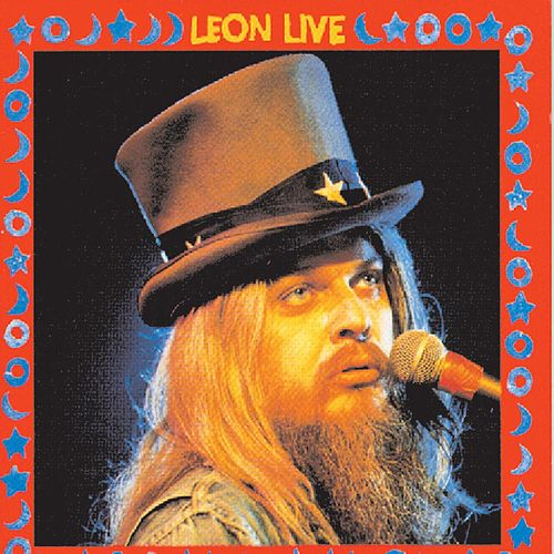 Leon Live by Leon Russell