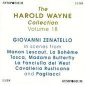 The Harold Wayne Collection Vol. 18 by Giovanni Zenatello